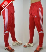Wholesale Football Training Trousers - Running Pants Football Training Soccer Active Jogging Trousers Sports Leggings Men's