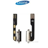 Wholesale Ipad Mini Dock Flex - Good Quality Replacement Repair Part For iPad 2 mini 1 2 3 Dock Connector USB Charging Port Flex Cable Free Delivery