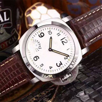 Wholesale Q Watches - Q Factory New Listing Mechanical Mens Luxury watches High Quality Imported Carved Automatic Movement Genuine Leather band