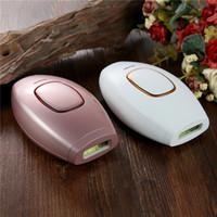 ipl für den häuslichen gebrauch großhandel-Mini Portable IPL Haarentfernung Dauerlaser Depilator Intensive Pulse Light Hautverjüngung Maschine Ganzkörper-Heimgebrauch Laser Epilierer