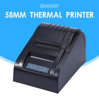 black and white restaurants - ZJ T mm Thermal Printer mm Thermal Receipt Printer mm USB POS Printer for Restaurant and Supermarket