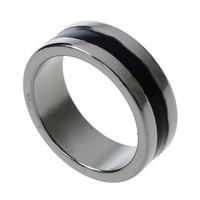anillos pk mágicos al por mayor-Al por mayor-ABWE Mejor venta Magia Magia Trucos Pro anillo PK fuerte decoración mítica magnética tamaño 18MM