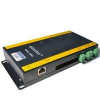 porte à bras achat en gros de-Nouvelle porte TCP / IP unique, prise en charge de la gestion de l'accès Web et de l'accès au téléphone, processeur ARM 32 bits