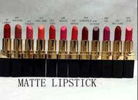 Wholesale New Cosmetics makeup Rouge lipstick lip stick color g