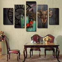 Wholesale Modern Collage - Details about Unframed Canvas Prints Modern Home Decor modern A typical collage of ancient Large Picture Modern attractive room decoration