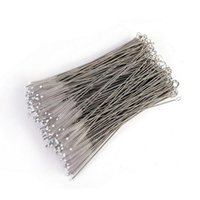 Wholesale Free Computer Clean - Hot sale 1000pcs lot stainless steel wire cleaning brush straws cleaning brush bottles brush Free shipping JF-849