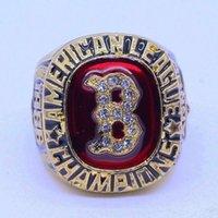 Wholesale Boston Ring - 1986 Boston Red Sox World champions Championship Ring