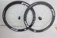 Wholesale Bike Carbon Wheels Sale - Hot sale full carbon 50mm road bike carbon wheels 700C carbon bike wheelset