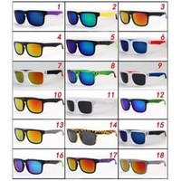 Wholesale spy new - NEW 21 Colors Unisex GlassesBrand Designer Spied Ken Block Helm Sunglasses Fashion Sports Sunglasses Sun Glasses Eyeswearr D034