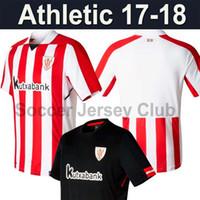 Soccer Men Short 2017 2018 Athletic Bilbao Soccer jerseys 17 18 club SUSAETA  GURPEGUI Soccer Shirt a5ef1bfa994ca