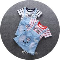 Wholesale Girls Overalls Skirt Children - DHL Free 2017 Spring Summer Autumn Girls Denim Suspender Skirt False Two-piece Dress Kids Baby Overalls Dresses Children Clothing