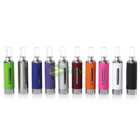 Wholesale Vapor Evod Bcc - Wholesale- 5pcs lot MT3 2.4ml Clearomizer EGO Cartomizer eVod BCC MT3 Bottom Coils Vapor Tank Cartomizer for eGo Battery