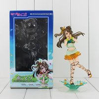 Wholesale Good Lives Model - 21cm Love Live! Kotori Minami PVC Action Figure Collectable Model toy for kids Christmas gift free shipping