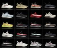 Wholesale 2017 Boost V2 Zebra Triple Cream All White Bred Dark Green Men Running Shoes Sply V2 Beluga Blue Tint V2 Athletic Sneakers