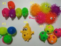 ingrosso i migliori giocattoli portati-2017 Nuovo arrivo LED giocattolo Luminescent minion maomao palla tagliata DaBai Piccola scimmia per i bambini gioca con i migliori giocattoli