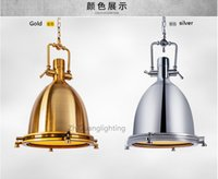 Wholesale Bronze Pendant Lamp - RH BENSON PENDANT lamp vintage lighting fixture industry style loft light illuminate your kitchen or workplace bronze and chrome color