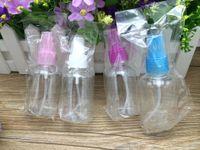 Wholesale Mini Perfume Bottle Sprayers - plastic bottle Mini Amazing Glass Refillable Empty Perfume Tube Atomizer Pump Bottles Bottle Spray Sprayer