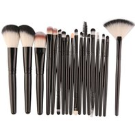 18 Teile / paket Make-Up Pinsel Tool Set Kosmetik Power Lidschatten Foundation Blush Blending Schönheit Bilden Bürste Maquiagem Neue
