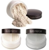 Wholesale Bright Foundation - 2017 Top Sale Laura Mercier Loose Setting Powder Bright White Face Foundation Powder Face Foundation Primer Hydrating DHL Free Shipping