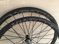 UD 3K 12K Carbon Road Bicicleta Wheelsets 38mm Profundidade 25 / 23mm Largura Clincher-tubular Integrated Racing Bike Rodas de carbono