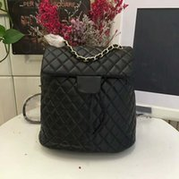 Wholesale Barrel Cover - freeship 2017 newest Luxury Brand Backpack new Travel Bag fashion handbag famous designer women Backpack girl Edge lattice bag