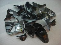 Wholesale Honda Cbr 919rr Fairing - Plastic Fairings CBR 919 1998 Fairing Kits CBR 919RR 98 Silvery Black Bodywork CBR900 919 1999 1998 - 1999