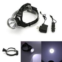 Wholesale Headlamp Small - LED flashlight daily life daily commodity mini LED lamp small flashlight strong light headlamp 4-position dual-use battery light headlight