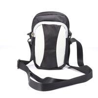 handtaschentelefonkasten für galaxie großhandel-Reißverschluss Universal Phone Case Hip Taille Gürteltasche Wallet Pouch Bag Handtasche + Strap für iPhone 7 / Plus / 6 6S / Galaxy Note 7 / S7 / Edge / S6 / Plus