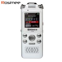 All'ingrosso-Shinco V59 x9 nascosta registratore digitale audio Sound Recorder Pen vocale Pro dittafono HD MP3 Player 8G Espia Gravador