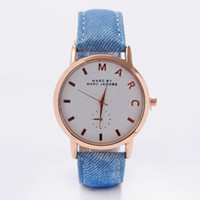 Wholesale Top Fashioned Designs Dresses - Quartz Watch Ladies Top Fashion Brand Special Design Women Leather Casual Dress Hour Female Waterproof Wrist Watches Hot