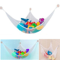 Wholesale Toy Net Hammock - Wholesale- NEW Hanging Toy Hammock Net to Organize Stuffed Animals Dolls BHXN