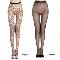Wholesale Tights Nylon Pantyhose - Women's Net Fishnet Bodystockings Pattern Pantyhose Tights Stockings