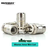 Wholesale Triple Coils - Original Wismec Amor Mini Coil 0.2ohm Triple Sub Ohm Tank Head Fits Amor Mini Tank Reuleaux RX75   RXmini Kit Reux Mini Atomizer