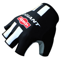 Wholesale Half Gloves Giant - NEW Giant Cycling Gloves Bike Bicycle Sport Gloves Guantes Ciclismo GEL pad Shockproof Gants Half Finger