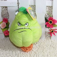 Vente en gros-5,5 pouces Vs Zombies série plante Squash peluche Toy Doll, 1pcs / pack