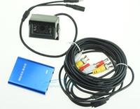 cctv cars wholesale NZ - HD 720P Mini 1Ch AHD DVR and 1.3 million pixel AHD camera CCTV Security Camera AT