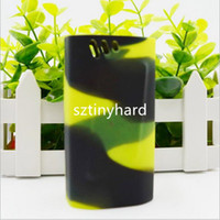 Smok Alien 220w Silicone Case Colorful Rubber Protective Cover Skin para SmokTech Alien 220 TC Box Mod Cigarro eletrônico
