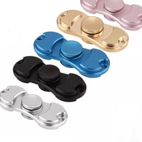 Wholesale Cheap Toy Bears - Metal Fidget Spinners Toy Hand Spinner Aluminum Alloy Torqbar Style Bearing EDC Finger Toy Rotation anxiety fidget spinner cheap