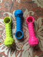 Wholesale Dental Chews - High quality New Brand Hot Rubber Pet Dog Puppy Dental Teething Healthy Teeth Gums Chew Toy Tool