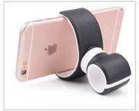 araba için bisiklet braketi toptan satış-Evrensel araba bisiklet bisiklet telefon tutucu Hava Firar standı braketi 360 yuvarlak altında 6 '' şişe Spor Salonu kullanımı için iPhone 7 6 artı