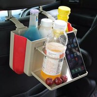 Wholesale Articles Protection - Vehicle garbage can Telescopic storage box Foldable receive box Environmental protection ABS plastic Small articles for vehicles