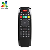 ingrosso usb remoto per android-Smart Air Fly mouse G7 2.4 GHz Air Keyboard Mouse TV Boxes Telecomando con funzione di apprendimento IR per tablet Android Box Xbox