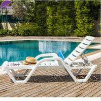 86*170*70 outdoor bench seat - Purple leaf zero gravity chair swimming pool beach folding recliner terrace folding seat outdoor leisure benches