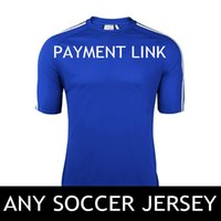 Wholesale M Payments - 17 18 Wholesale Soccer Jersey Football Shirts Tracksuit Payment Link