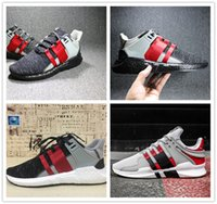 Wholesale Boots Coat - 2017 New Arrival EQT Boost Support Running Shoes Men Women High Quality OverkillEQT Coat of Arms Pack Boost Support Athletic Shoes US 5-10