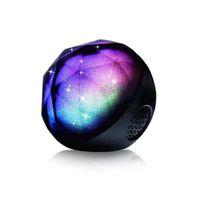 Wholesale Magic Ball Usb Speaker - Hot Sale Wireless Bluetooth Speaker Mini LED Crystal Magic Ball Mini Portable Speaker Bluetooth with Remote Controller