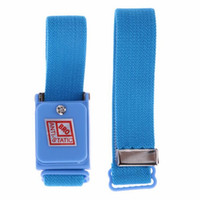 Wholesale Esd Straps - Anti-Static Cordless Wireless Anti Static ESD Discharge Cable Band Wrist Strap Slim New Antistatic Wristband