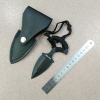 kaltstahl-messer großhandel-Große Größe Cold Steel Rope Griff Blade Knife Urban Pal Messer 2359 Fixed Blade taktische Taschenmesser