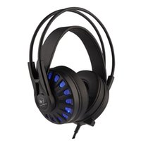 Wholesale Gaming Cafe - Headphones 50 cent headset computer Internet cafe game coffee game 3D gaming headset 7.1 wire headset