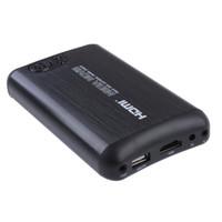 "Wholesale Avi Memory Cards - Wholesale- 2015 newest Mini 1000GB 2.5""SATA Full HD 1080p MKV 2.5'' HDD HDMI Media Player Center USB OTG SD AV TV AVI RMVB RM MP021-F10"